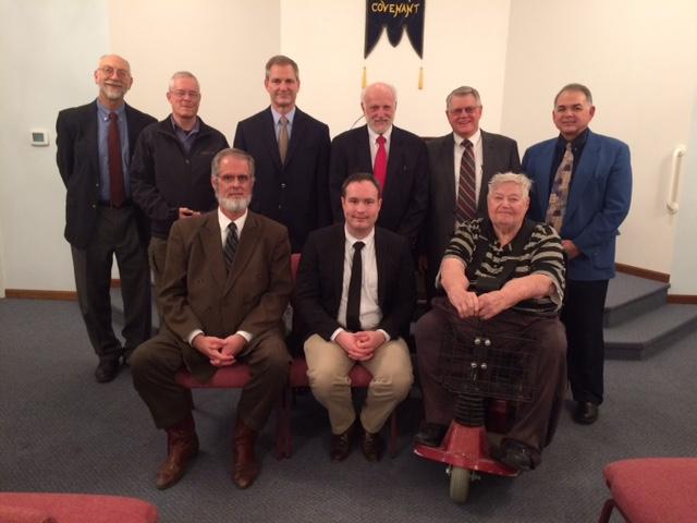 Sparta Reformed Presbyterian